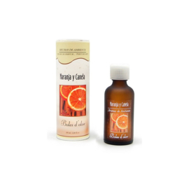 Sinaasappel Kaneel geurolie 50 ML