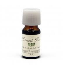 Botanical oil munt