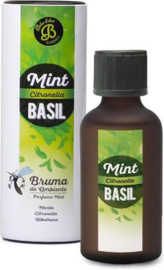 Mint citronella & Basillicum