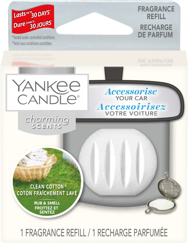 Clean Cotton charming scents refill