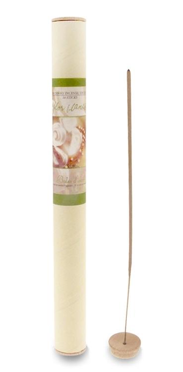 Boles d'olor Wierook Witte Bloemen