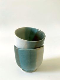 Japanse Espresso Kop Tricolore (2x)