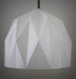 Origami Old Rose Swan