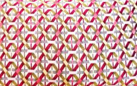Kussen Spring Pattern