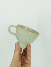 Japans Cappuccino Kopje Gale green (2x)