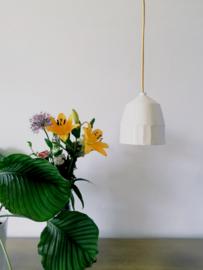 Hanglamp Keramiek High - Yellow Cord