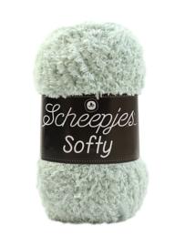 Scheepjes Softy 498 Mint Groen