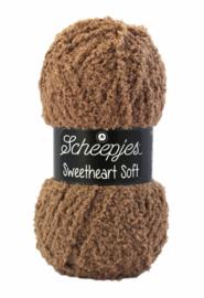 Scheepjes Sweetheart Soft 006 Bruin