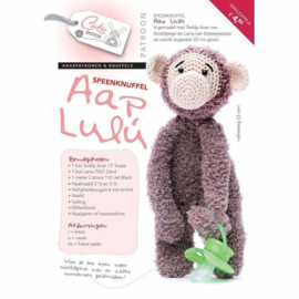 Patroonboekje Aap Lulú
