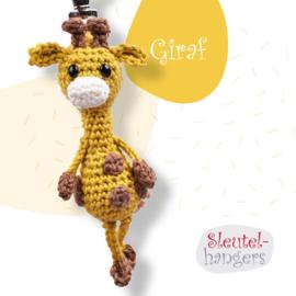 Sleutelhanger Giraffe
