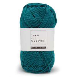YARN AND COLORS MUST-HAVE 070 PETROLEUM