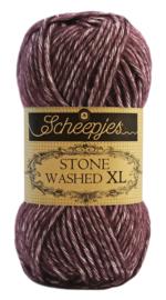 Stone Washed XL lepidolite 870