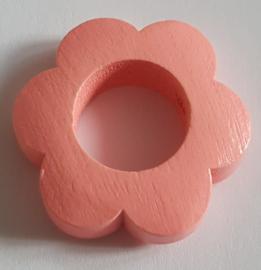 Bloemetjes Kraal Roze 26mm
