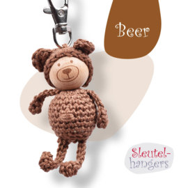 Sleutelhanger Beer