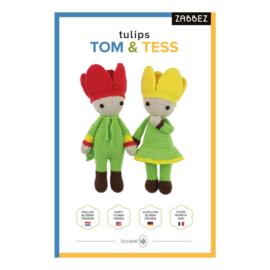 Zabbez tulips Tom & Tess