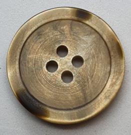 Goud Kleurige Knopen 23 mm