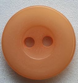 Zalm Roze knoop 15mm