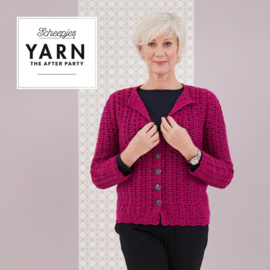 Yarn, the after party 48, Posy Cardigan