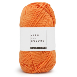 YARN AND COLORS MUST-HAVE 016 CANTALOUPE