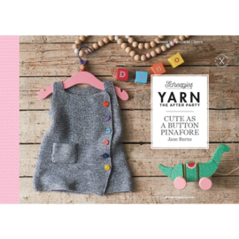 Yarn, the after party 113, Cute Button Pinafore