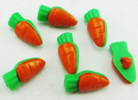 Wortel Knoopjes Oranje