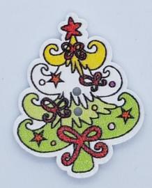 Kerst Knoop Kerstboom