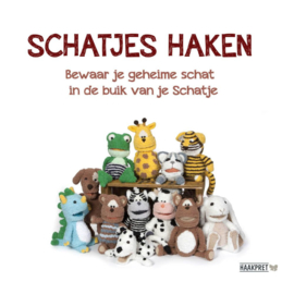 Schatjes Haken - Anja Toomen