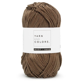 YARN AND COLORS MUST-HAVE 007 CIGAR