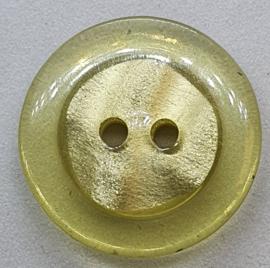 Licht Gele Knoop 20mm