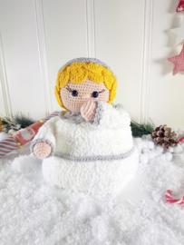 Garenpakket Pop-up Kerst-engel