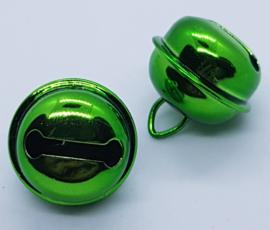 22mm Groene Belletjes (5 stuks)