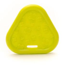 Bijtring - Triangel - Licht Groen