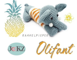 Rammelpieper Olifant