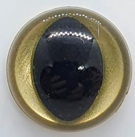 Gouden Kattenogen II 12mm