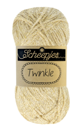 Scheepjes Twinkle 938 Beige Goud