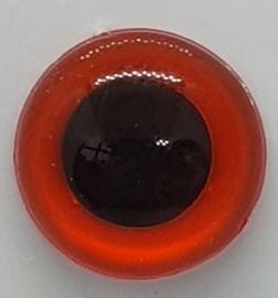 Veiligheidsogen Amber 14mm (2 stuks)