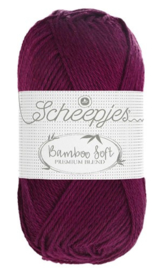 Scheepjes Bamboo Soft 251 Deep Cherry