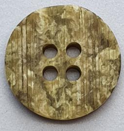 Groene Knopen 18mm