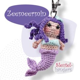 Sleutelhanger Zeemeermin
