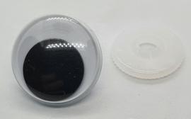 Veiligheids Wiebel oogjes 12mm