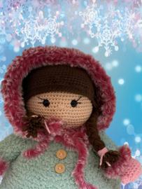 Garenpakket Pop-up Eskimo meisje
