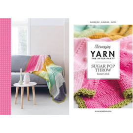 Yarn, the after party 38, Sugar Pop Throw