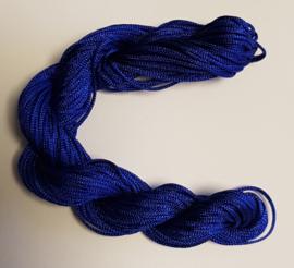 Nylon Koord 1mm - Donker Blauw - 22 Meter