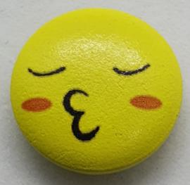 Knoop Geel met Emoji