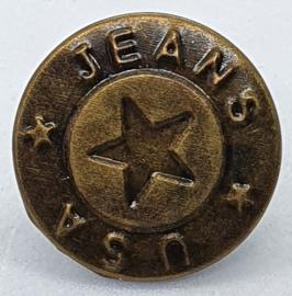 "Jeans Knoop ""Ster"""