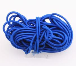 2mm Koord Elastiek Donker Blauw - 1 Meter