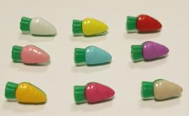 Wortel Knoopjes Diverse kleuren