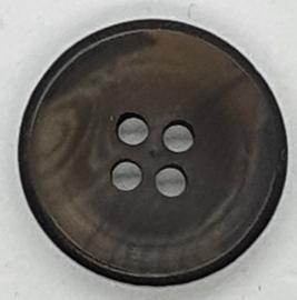 Donker Bruine Knoop II 18mm