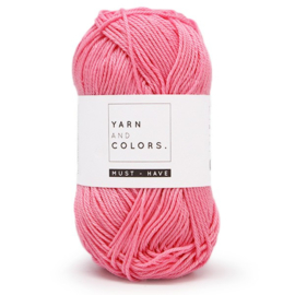 YARN AND COLORS MUST-HAVE 037 COTTON CANDY