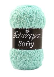 Scheepjes Softy 491 Aqua Blauw